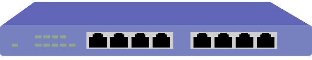 8 port hub